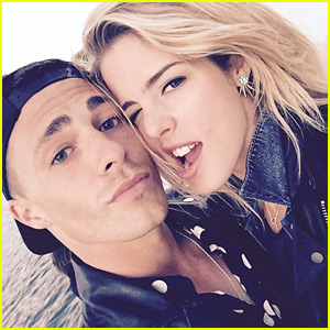 Emily Bett Rickards is So Excited About Colton Haynes Returning To 'Arrow'