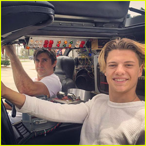 Jace Norman & Cooper Barnes Bring 'Henry Danger' To Comic-Con!