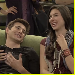 Jack Griffo & Kira Kosarin Look Back On Their Own Friendship in New 'Thundermans' Video