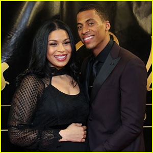 Jordin Sparks & New Baby DJ Snuggle Up in Cute New Pic!