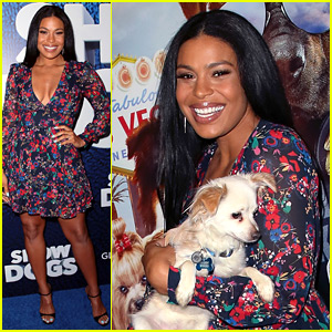 New Mom Jordin Sparks Attends Movie Premiere Days After Welcoming Her Son