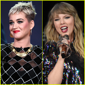 Taylor Swift Received a Peace Offering From Katy Perry!