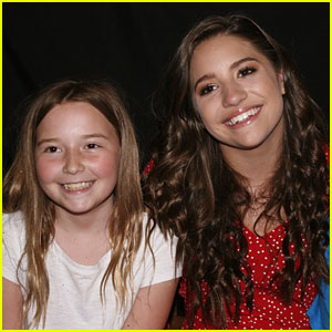 Kenzie Ziegler's Book 'Kenzie's Rules For Life' Is Out Now!