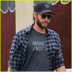 Liam Hemsworth Makes a Statement With His Latest Outfit Choice