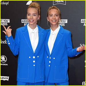 Lisa & Lena's Advice to Those Just Starting On Musical.ly? Be Yourself!