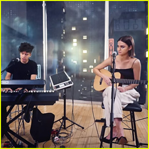 Maia Mitchell & Rudy Mancuso Strip Down 'Magic' To Amazing Acoustic Version - Watch!