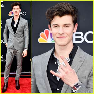 Shawn Mendes Is All Ready for Billboard Music Awards 2018!