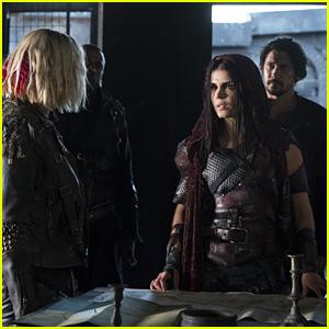 Octavia Goes Against Clarke & Bellamy's Advice on 'The 100' Tonight