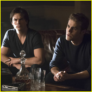 'The Vampire Diaries' Final Line Was Originally Something Much Different