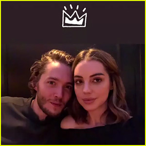 Reign's Adelaide Kane Reunited With Toby Regbo & Melted Frary Hearts Everywhere