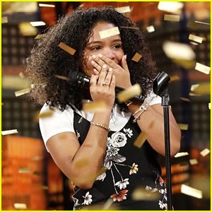 'AGT' Golden Buzzer Singer Amanda Mena Says 'Thank You' To Her Bullies - Here's Why