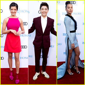 Andi Mack's Peyton Elizabeth Lee, Sofia Wylie, Asher Angel & Joshua Rush Hit TV Academy Honors 2018