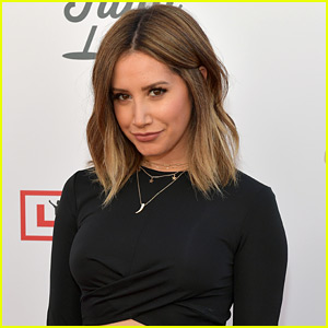 Ashley Tisdale Went Shorter & Blonder With Her New Hair
