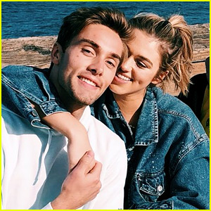 Austin North Sweetly Wishes Girlfriend Sadie Robertson Happy Birthday In Adorable Tweet