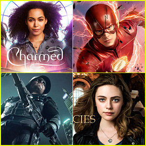 CW Reveals Complete Fall 2018 Premiere Schedule - Find Out When 'The Flash', 'Charmed' & More Premiere!