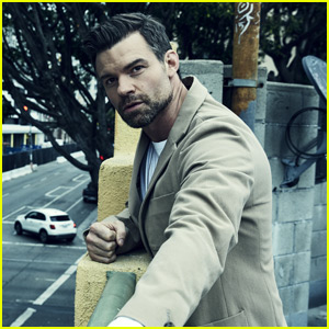 Daniel Gillies Jokes About How The Most Played Song On His Phone Is Because of His Daughter