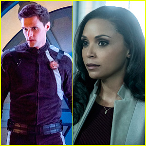 'The Flash' Promotes Hartley Sawyer & Danielle Nicolet to Series Regulars