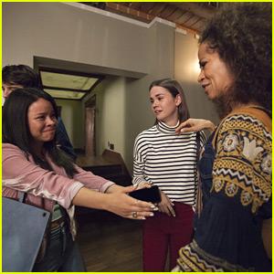Maia Mitchell, Cierra Ramirez, David Lambert & More Share Touching Goodbyes To 'The Fosters'