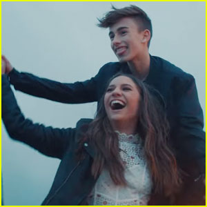 Johnny Orlando & Mackenzie Ziegler Couple Up in 'What If' Music Video - Watch Now!