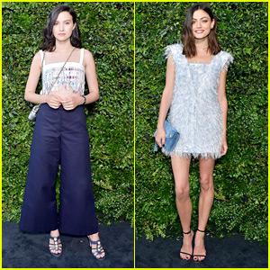 Phoebe Tonkin & Julia Goldani Telles Celebrate The Oceans With Chanel & NRDC
