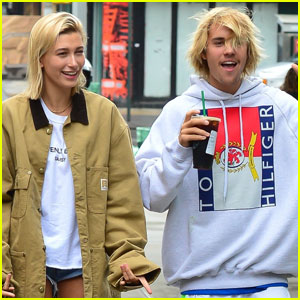 Justin Bieber & Hailey Baldwin Spend More Time Together in NYC