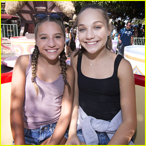 Maddie Ziegler Shared The Sweetest Birthday Wishes For Sister Kenzie