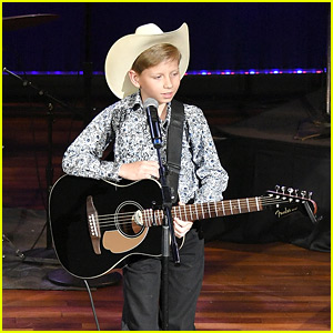 'Walmart Yodel Kid' Mason Ramsey Reveals That He Never Ever Gets Nervous To Perform