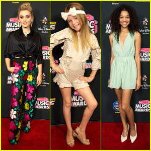 Meg Donnelly Brings Her 'ZOMBIES' Crew To The RDMAs 2018