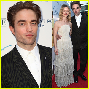 Robert Pattinson Suits Up for 'Damsel' Premiere!