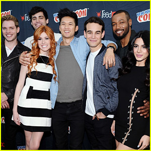Katherine McNamara, Dominic Sherwood, Matthew Daddario & More Were Just As Shocked About 'Shadowhunters' Being Cancelled