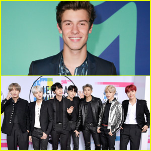 Shawn Mendes Promises A Collab with BTS Will Happen