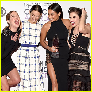 Shay Mitchell Looks Back on 'PLL' A Year After It's End: 'They'll Be Life-Long Friends'