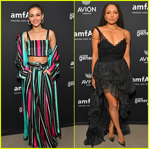 Victoria Justice & Kat Graham Celebrate an Important Cause on the Summer Solstice