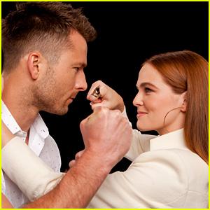 Zoey Deutch & Glen Powell Open Up Their New Movie 'Set It Up' - Watch!