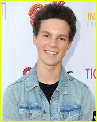 Hayden Summerall Shares Cast Photo From Set of New Movie 'Next Level'