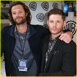 Jared Padalecki & Jensen Ackles Have The Best Time at Comic-Con