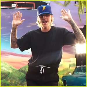 Justin Bieber Shows Off His Dance Moves in 'No Brainer' Video - Watch Now!