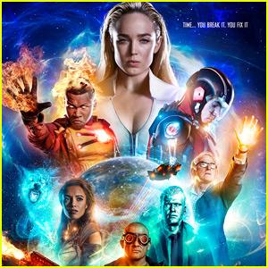 'DC's Legends of Tomorrow' Reveal Season 4 Premiere Episode Title