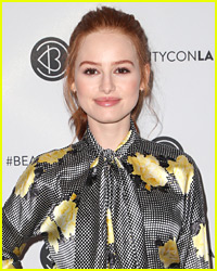 Madelaine Petsch Uses This Product To Get Her Perfect Brows