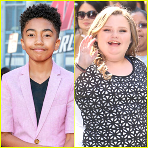 Miles Brown & Alana 'Honey Boo Boo' Thompson Join 'Dancing With The Stars Juniors' (Report)