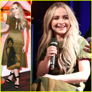 Sabrina Carpenter Performs at Spotlight Event at Grammy Museum