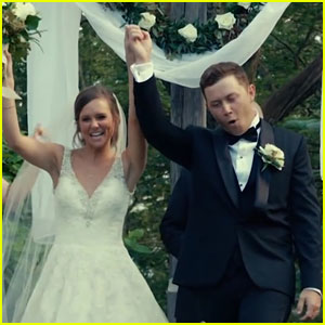 Scotty McCreery Shares Wedding Footage in 'This Is It' Music Video - Watch!