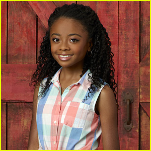 Skai Jackson Remembers Her Favorite Memory From 'Bunk'D' (Exclusive)