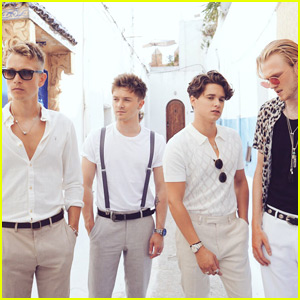 The Vamps Head To Morocco For 'Just My Type' Music Video - Watch Now!