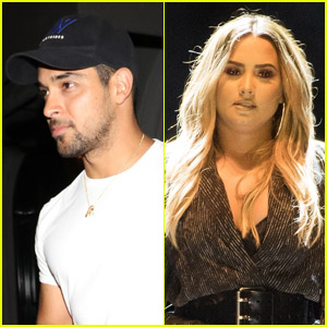 Demi Lovato's Ex Wilmer Valderrama Visits Her at the Hospital After Her Reported Overdose