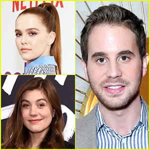 Zoey Deutch Joins Ben Platt in Netflix Series 'The Politician'
