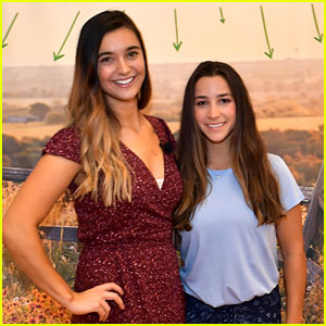 Aly Raisman Joins Two-Time Gold Medalist Brenna Huckaby at Aerie Real Talk Event
