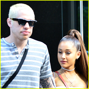Ariana Grande Says She 'Thought' Pete Davidson Into Her Life on New Song