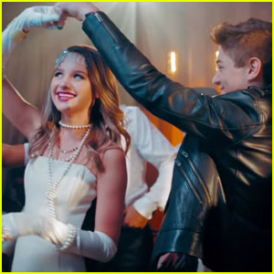Asher Angel Teams Up With Annie LeBlanc For 'Chemistry' Music Video - Watch Now!
