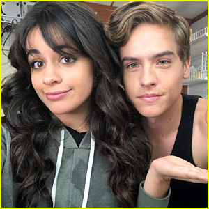 Camila Cabello Recruits Dylan Sprouse For Secret Project